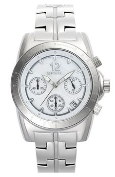 Breil 'Enclosure' Chronograph Bracelet Watch, 38mm