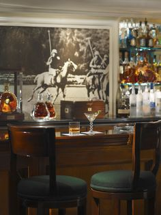 Beverly Hills Hotel  Polo Lounge Bar