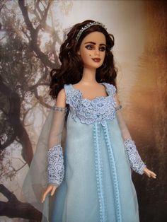 Girl Dolls, Barbie Dolls, Star Wars Costumes, Star Wars Birthday, Fashion Dolls, American Girl, Diy And Crafts, Royalty, Gowns
