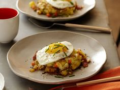 Celebrate the arrival of the Royal Baby with some British-Inspired eats, like Bubble and Squeak Cakes