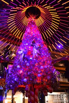 Christmas in Crown Casino, Melbourne