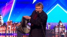 Just when you think he's going to play a tune on his acoustic guitar, Noel James goes and entertains you in a completely different way instead. Watch Britain's Got Talent this Saturday from on ITV for a whole lot more hilarity from this talented Welshman. Ethiopian Music, Britain Got Talent, Company Names, Tv Series, Music Videos, Comedy, Cinema, Entertaining, Film