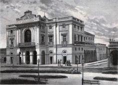 El Teatro La Caridad, Santa Clara
