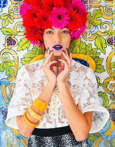 a Vibrant Soul - ALEXANDRA MUNZEL - FASHION STYLIST, INTERNATIONAL