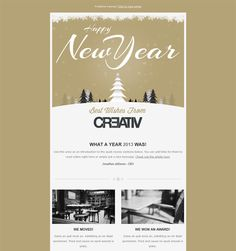 happy new year 2 christmas holiday email template holiday emails newsletter templates email templates