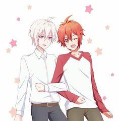 Anime Music, Anime Art, Anime Child, Anime Boys, 4th Anniversary, Twin Boys, Chica Anime Manga, Ensemble Stars, Wattpad