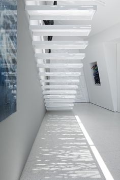 Perforated Stairs - Montee Karp Residence by Patrick Tighe Architecture | Daily Icon