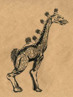 giraffe_monster