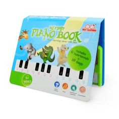 My First Piano Book. Best Learning Materials Corp; Educational Products: Preschoolers