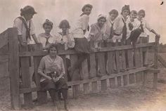 Camp Fire Girls, 1914