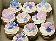 Cinderella Cupcakes by Cakes by Vanilla House