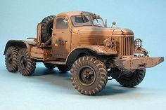 Model Truck Kits, Model Kits, 4x4 Trucks, Custom Trucks, Farm Toys, Military Modelling, Military Diorama, Remote Control Cars, Model Building
