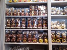 Choco shop in Brugge