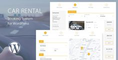 Car Rental Booking System is a powerful online reservation WordPress plugin which provides all the tools and features needed to run your car rental business. The booking process is based on simple step-by-step navigation and you can manage it using the intuitive administration panel.