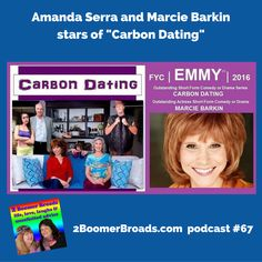 2 Boomer Broads Podcast |Carbon Dating Series