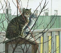 House Warming -  Lyn Estall