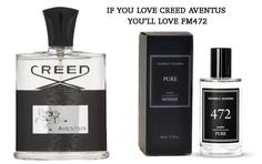 Shares Fragrance Notes With - Creed - Aventus Perfume Quotes, Fm Cosmetics, Perfume Organization, Perfume Diffuser, Best Fragrances, Perfume Collection, Fragrance Oil, Perfume Bottles, Pure Products