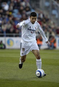 Walter samuel. Real Madrid