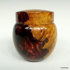 Hybrid burr oak box