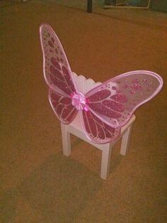 Fiesta de mariposa.