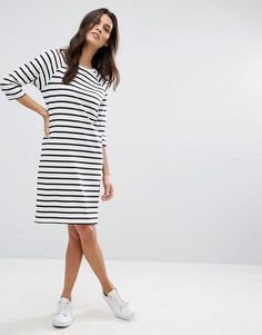 Discover Fashion Online Striped Dress 9ac61b828