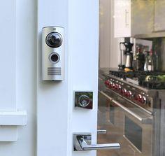 Wi-Fi Enabled Smart Doorbell