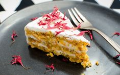 <p>Carrot cake is a staple on our dessert menu but when you throw a cream coconut frosting into the mix, you get a truly special cake. This triple-decker treat is moist, delicious, and looks impressive as well. </p>