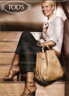 Tod's perfect styling