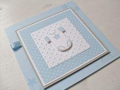 Carolas Bastelstübchen: Noch mal Babykarten