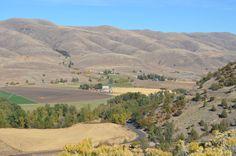 Barlow Trail - Tygh Valley GC3WNAP  Tygh Valley, Oregon   10/17/2012