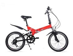 7a01a9b999c Descendants Costumes MASLEID 20 Alloy 7 Speed Mountain Bicycles Double Disc  Brake bike Aluminum Folding Bike