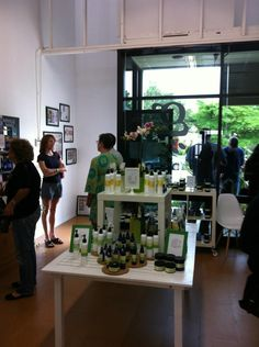 Carpinteria Store Opening - June 2012