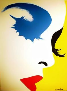 Helena Bonham Carter, by DutyGorn Art. Pop art, via Caroline Pop Art, Street Art, Art Et Illustration, Graffiti, Art Design, Female Art, Primary Colors, Vector Art, Amazing Art