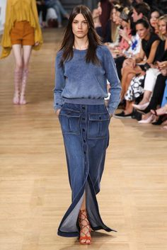 Chloé Spring 2015 Ready-to-Wear - Collection - Gallery - Look 8 - Style.com