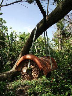 nichoir-pour-abeilles alittlemarket.com