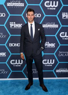 James Maslow - Young Hollywood Awards 2014