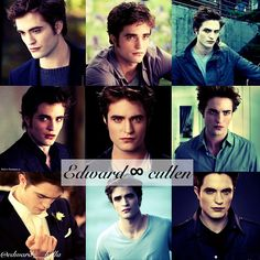 Edward Cullen...can this be my wallpaper in my house?! ;)