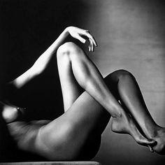 Leggy Nude - Irving Penn