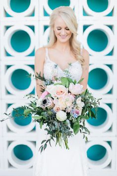 Whimsical Arizona Inspo with a Must-See Mountain View Blue Color Schemes, Aqua Color, Teal, Boho Wedding, Dream Wedding, Wedding Dreams, Wedding Photo Inspiration, Color Inspiration, Arizona Wedding