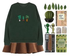 """""""Little Numbers // BOY"""" by galactictraveler ❤ liked on Polyvore featuring Crabtree & Evelyn, women's clothing, women's fashion, women, female, woman, misses, juniors, sweaterweather and fashionset"""