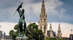 Tourist Information Wien - Tourismus Serbia Travel, Equestrian Statue, Holocaust Memorial, Imperial Palace, Tourist Information, Worlds Of Fun, Walking Tour, Statue Of Liberty, Europe