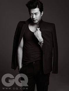 GQ, 2011.11, Kwon Sang Woo