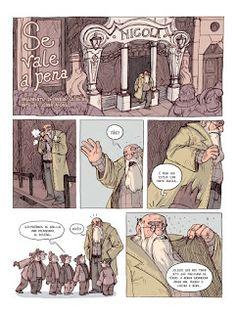 """""""Se Vale a Pena"""" (with Joana Afonso) page #1"""