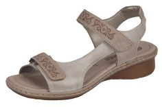 From dressy casual sandals to everyday walking shoes, we carry a range of women's summer sandals to suit any style. Check out the full Rieker summer collect Ravenna, Walking Shoes, Slippers, Spring Summer, Footwear, Canada, Wedges, Sandals, Boots