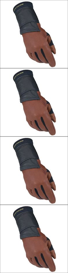 Riding Gloves 95104: 08 Size Left Hand Heritage Pro 8.0 Bull Riding Glove Deer Skin Leather Brown -> BUY IT NOW ONLY: $33.99 on eBay!