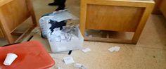 عاجل: تكسير صندوق الاقتراع في مدينة خنيفرة