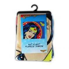 Officially Licensed DC Comics Micro Raschel Fleece Throw Blanket - Wonder Woman FUNKY PEOPLE http://www.amazon.com/dp/B00HRJQ69G/ref=cm_sw_r_pi_dp_5Nrswb1CAHDV3