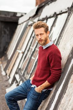 4a416927b422d BrooklynTweed - Redford Vintage-Inspired Shirt  7  knitting  pattern  Pantalones
