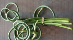 Love garlic? You need to be cooking with garlic scapes.
