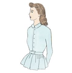 Ruche - 1950s Clothing Guide - Very helpful if you are trying to piece together your own 50s wardrobe.